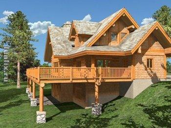 Будівництво дерев яних будинків