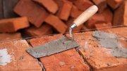 Будівництво дачних будиночків Цеглини