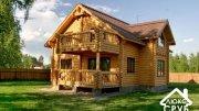 Будівництво дерев'яних будинків Ціна Україні