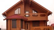Будівництво дерев'яних будинків Черкаси