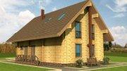 Будівництво дерев'яних будинків Династія