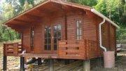 Будівництво дерев'яних будинків для Дачі