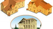 Будівництво дерев'яних будинків і бань