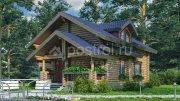 Будівництво дерев'яних будинків з Бруса Фото