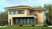 Будівництво дерев'яних будинків Технологія