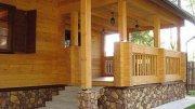 Будівництво дерев'яних будинків Теремок