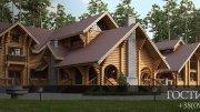 Будівництво дерев'яних будинків Садиба
