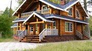 Будівництво дерев'яних будинків Затишний Дім