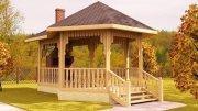 Будівництво дерев'яних будинків в Тулі