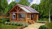 Будівництво дерев'яних будинків в Тюмені