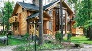 Будівництво Дерев'яного Будинку Фото