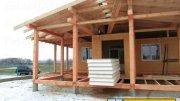 Будівництво Будинків з дерев'яних панелей