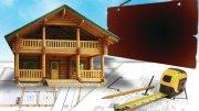Будівництво та Проектування Дерев'яних Будинків