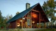 Будівництво Сучасних Дерев'яних Будинків
