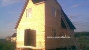 Будівництво заміських будинків Брус