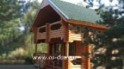 Будівництво заміських будинків з Колоди