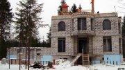 Будівництво заміських будинків з Пінобетону
