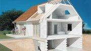 Будівництво заміського будинку з газобетону